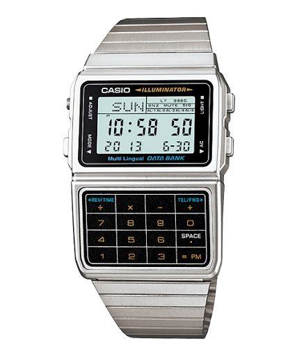 Jam Tangan Casio Dbc 611 Original jual jam tangan casio data bank dbc 611 jam casio