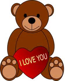 teddy valentines day clipart s day teddy