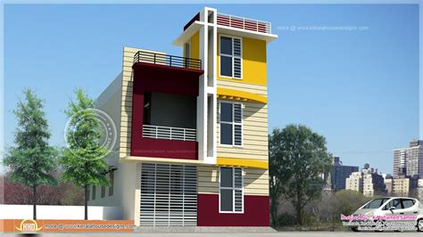 3 storey house designs in india modern house elevation designs front house elevation design one floor plan