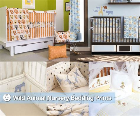 Animal Themed Crib Bedding Animal Themed Crib Bedding Popsugar