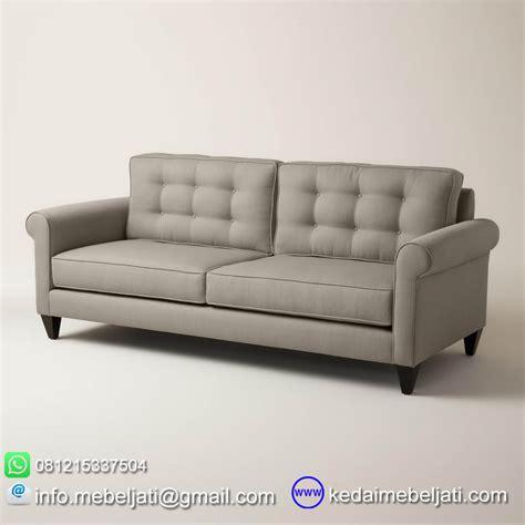 Sofa Minimalis Kayu Jati beli sofa ruang tamu minimalis auckland rangka kayu jati