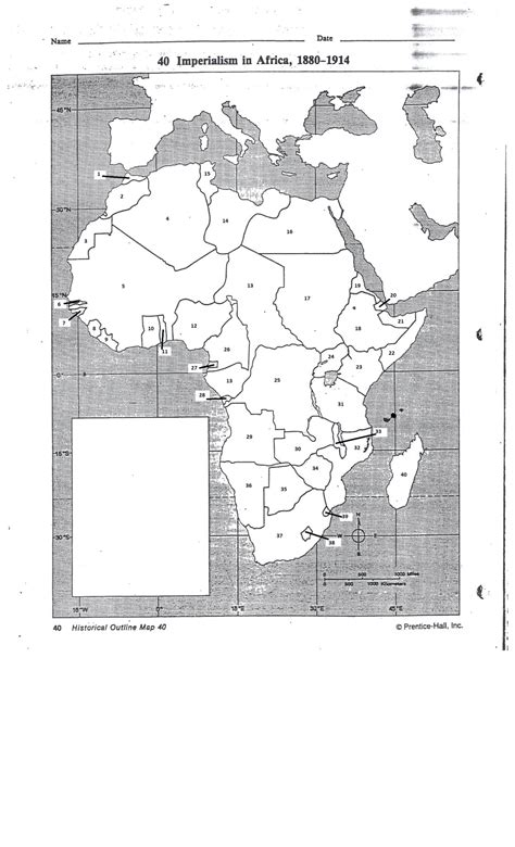 imperialism in africa worksheet imperialism in africa 1880 1914 map quiz by wingsnut