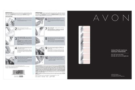 Avons Instant Manicure by Stillwell