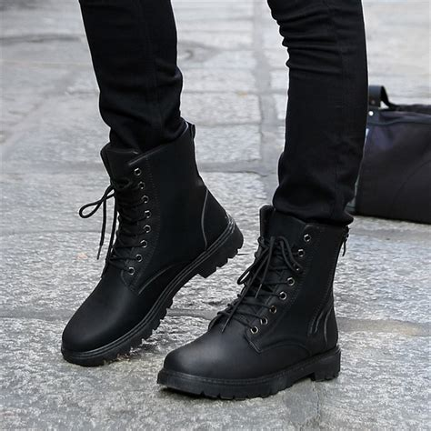 chelsea boots pria xdian 2013 new korean fashion martin men boots