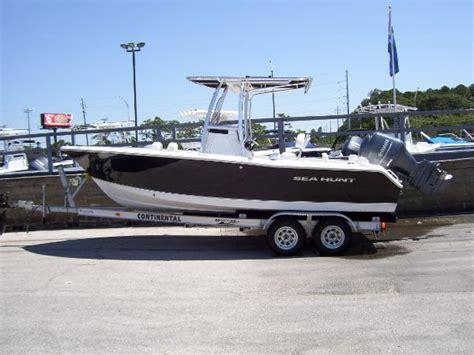 sea hunt boats sale orlando sea hunt triton boats for sale in orlando florida