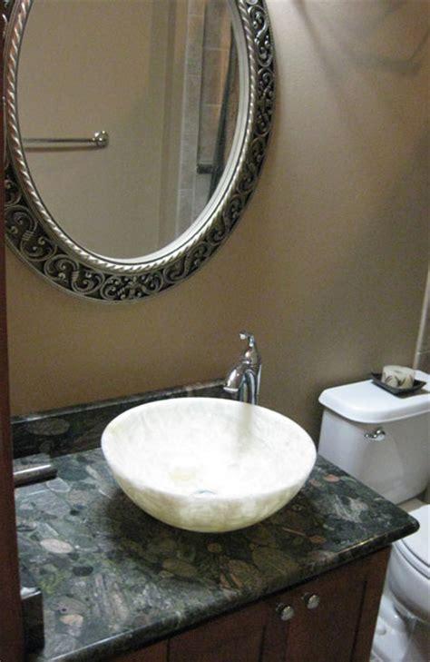 verde marinache small bathroom