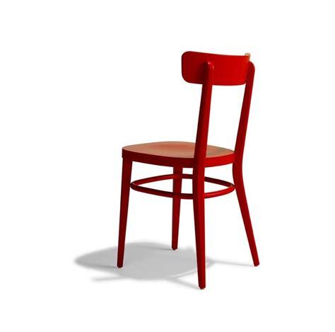 sedie ws sedia interamente in legno lineare per bar e osterie