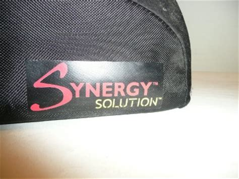 Synergy Detox Nc by Pride Synergy Solution 1 Cushion Used Power Wheelchair