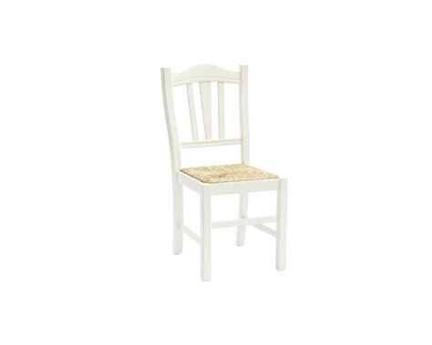 bianco sedie sedia in legno colore bianco opaco estea mobili