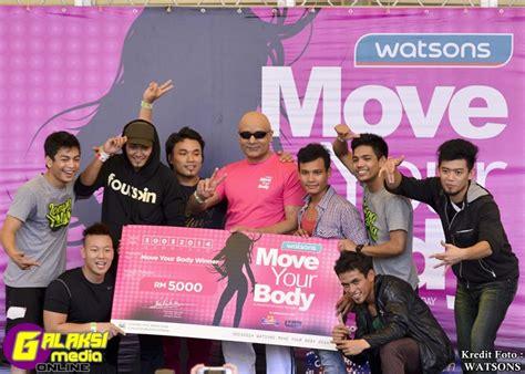 watson malaysia new year sukan watsons calls malaysians to get fit and healthy