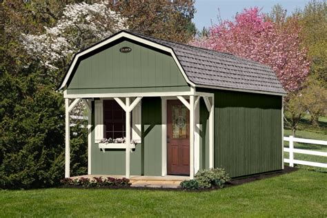 Shed Shell by Premier Gambrel Cabin Shell Ulrich Sheds Cabin Shells