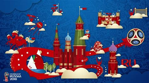 Calendario Fifa 2018 Inspirational Branding Takes The Stage Fifa