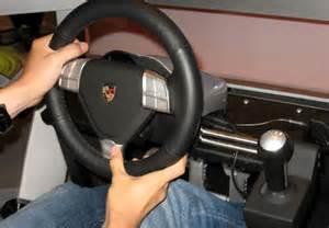 Steering Wheel Xbox 360 Fanatec Simhq E3expo 2009 Day 1