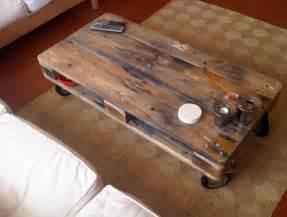 fabriquer une table basse avec une palette conseils et