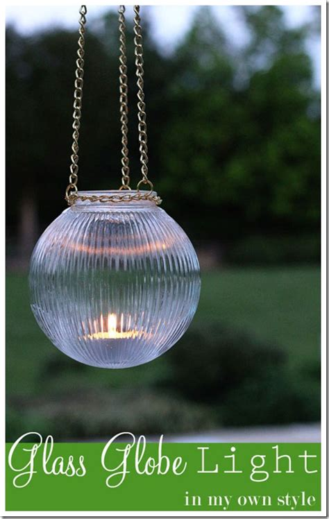 Outdoor Lighting Diy 13 Diy Outdoor Lighting Ideas Style Motivation