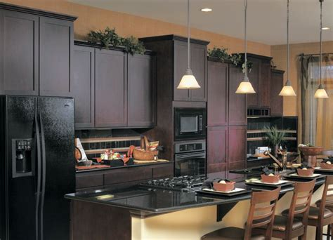 coffee color kitchen cabinets 50 best kitchen ideas images on pinterest cherry wood