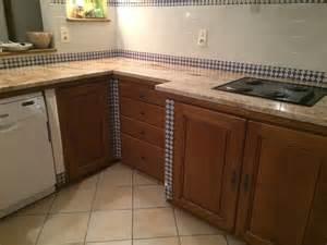 r 233 novation d un plan de travail de cuisine en granit 224 aix