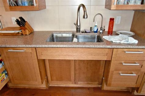 Ada Kitchen Sink by An Accessible Kitchen At The Universal Design Living