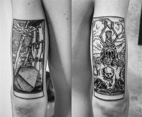tarot tattoo 25 best ideas about tarot card on card