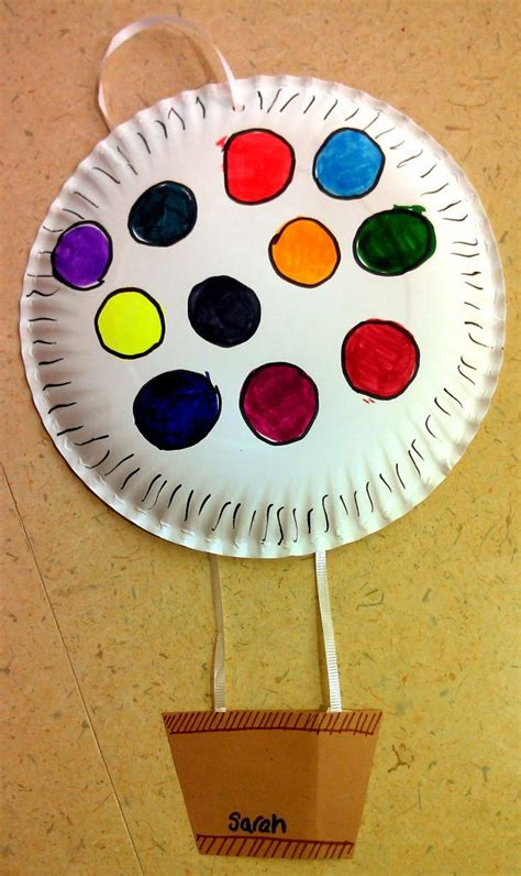 balloon crafts for 17 best images about air balloon on