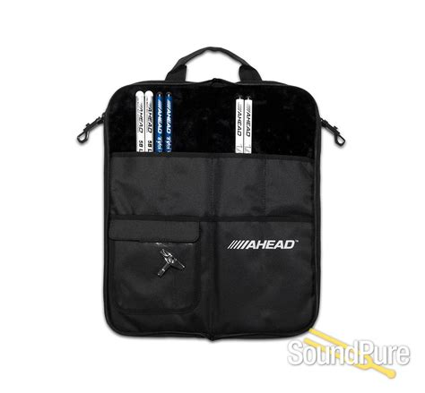 Bag Interior by Ahead Sb Deluxe Stick Bag Black With Black Interior
