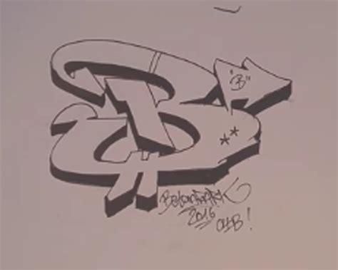 graffiti letter b how to draw an b in graffiti letters abc graffiti zeichnen
