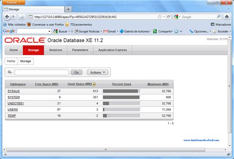tutorial oracle 11g express edition como instalar oracle database 11g r2 express edition xe