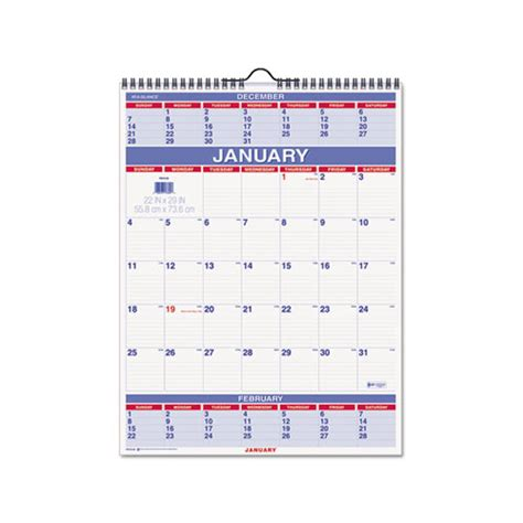 Month At A Glance Calendar At A Glance Three Month Wall Calendar Aagpm1028