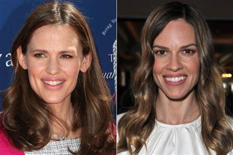 hilary swank look alike 10 celebrity clones who are an exact copy of each other