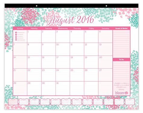 free printable desk planner 2016 weekly desk pad calendar calendar template 2016