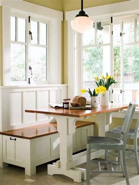 small kitchen nook 40 cute and cozy breakfast nook d 233 cor ideas digsdigs