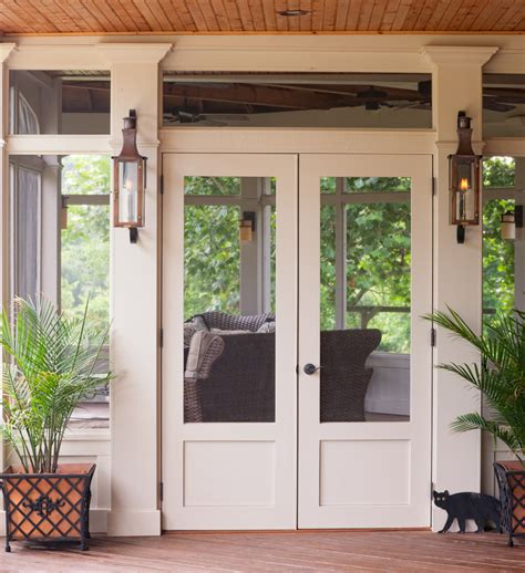 Exterior Porch Doors Screen Doors From The Porch Company Shop The Porch