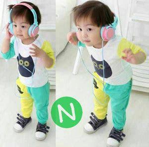 Setelan Anak Laki Laki Baby 4 In 1 Blue Shirt jual baju setelan anak laki colourful usia 3 4 tahun