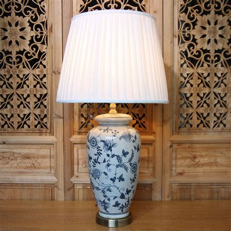 blue and white porcelain table ls antique ice chinese blue and white porcelain led e27