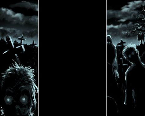 background zombie july 2011 scary wallpapers