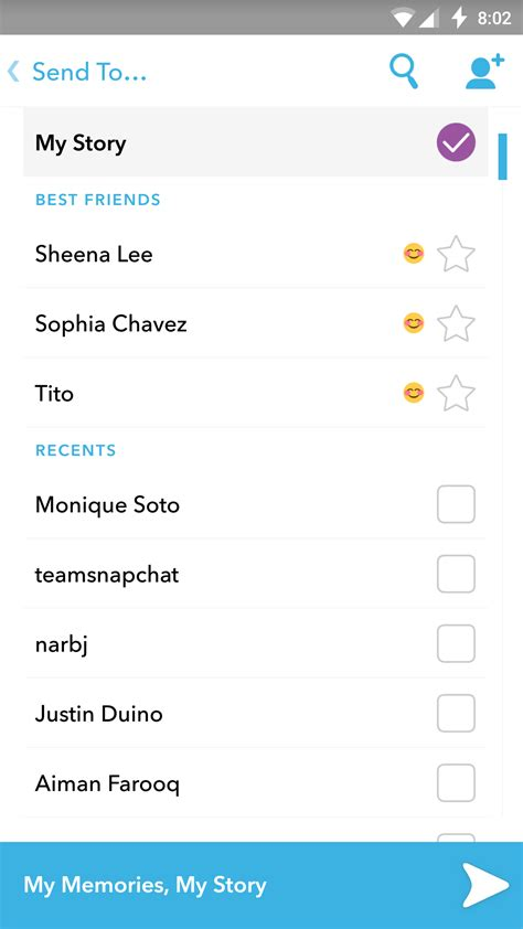 upload to snapchat android everything you need to about snapchat memories
