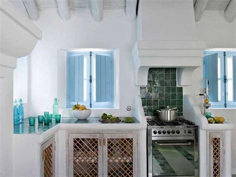 arredare una cucina al mare foto design mag