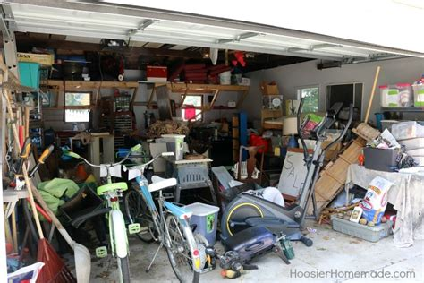 how to organize garage how to organize your garage in 5 simple steps hoosier
