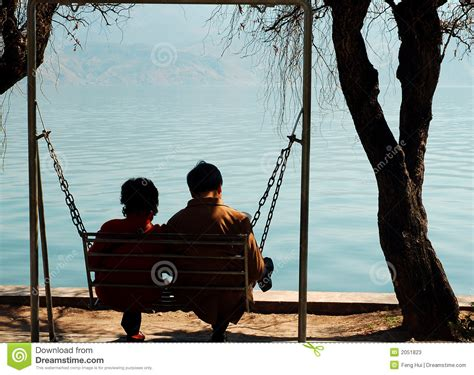 sit and swing swing stock photos image 2051823