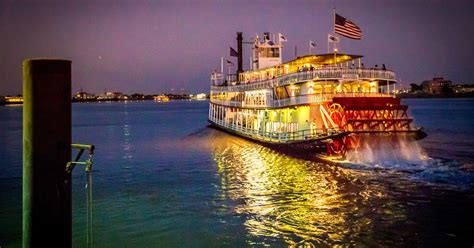boat tour new orleans new orleans jazz cruise aboard the steamboat natchez new