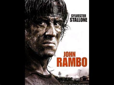 film jhon rambo youtube recensione john rambo youtube