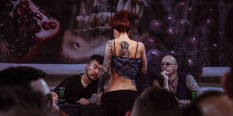 tattoo expo qatar 11τη ατηens international tattoo convention review
