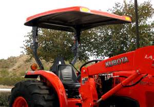 Tractor Canopy For Sale by 52 Quot X 66 Quot Fiberglass Canopy Kit For Kubota L Amp M Series