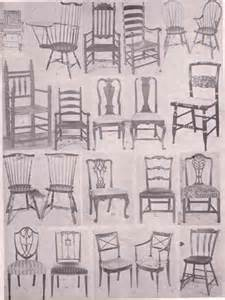Antique chairs and chair making
