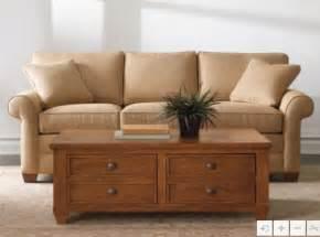 Ethan Allen Pratt Sofa by Ethan Allen Paramount Sofa Sofas Ethan Allen Leather