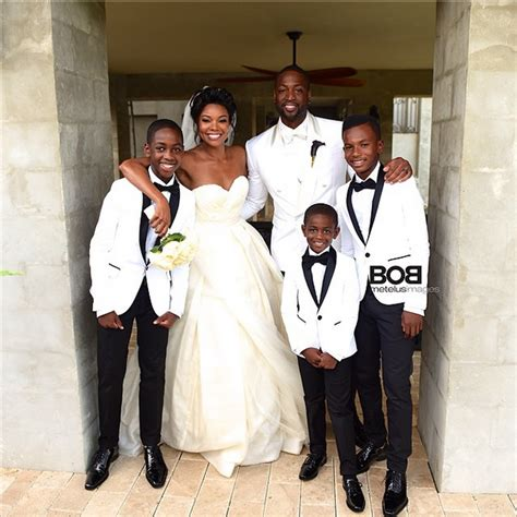 Dwyane Wade And Gabrielle Union House by Gabrielle Union Responds To Critics Of Marriage To Dwyane