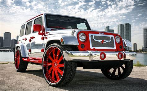 chrome jeep dub magazine chrome jeep wrangler