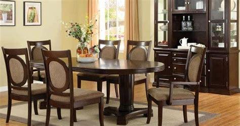 Meja Makan Oval Minimalis harga meja makan minimalis modern murah harga meja makan