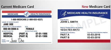 Search Using Ssn Get Ready Medicare Will Mail New Cards To 60 Million Kera News