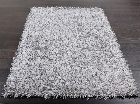 white and gray rug grey and white shag rug best decor things